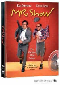 Mr. Show-Season 3 - David Cross/Bob Odenkirk-Season 2-Great!