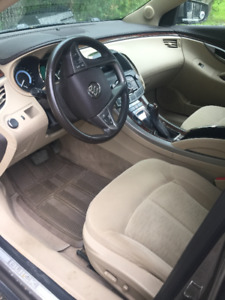 2010 Buick LaCrosse CX, 4 Door, Full-Size Sedan, FWD, with V6