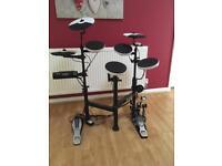 Roland TD4 portable drum kit