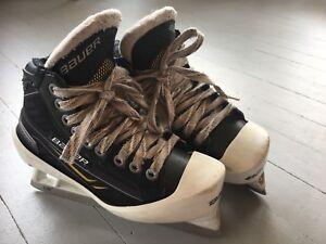 Bauer one.9 Youth Goalie Skates
