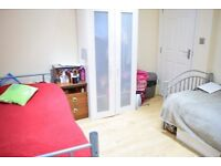 Lovely Double Room with opening window doors. Tooting Bec. Available Now!