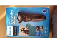 Philips Series 5000 Wet or dry shaver