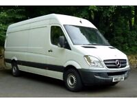 2010 / 10 Mercedes Sprinter 313 CDI LWB (NO VAT)