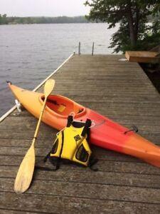Junior Kayak package