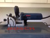 Bosch Biscuit Jointer GFF22A - Excellent condition