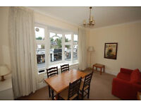Very well located one bedroom apartment yards from Turnham Green Tube station.