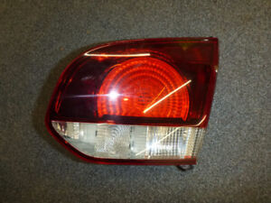 Right Rear Inner Hatch Taillight Tail Light Mk6 2012 VW Golf GTI