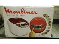 Moulinex 12 in 1 Multicooker