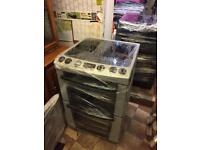 Reconditioned Zanussi 60cm Electric cooker