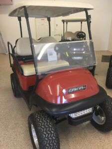 PRICE REDUCTION 2014 CLUB CAR Precedent Electric Golf Cart