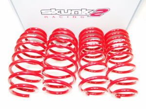 "Skunk2 Racing Lowering Springs 2.25""F/2.0""R for Honda Civic Si 1"