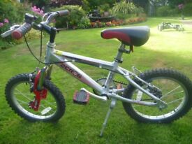 First Size Childs Bike