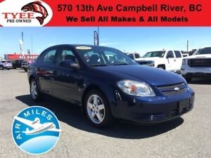 2009 Chevrolet Cobalt LT Automatic Air-Conditioning