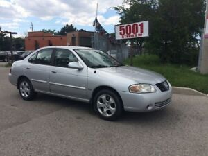 2006 Nissan Sentra AUTO,SAFETY+3YEARS WARRANTY INCLUDED