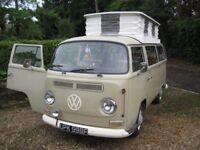 VW Devon Campervan 1968 Bay Window