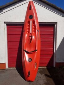 Perception Five o Surf Kayak