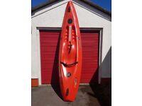 Perception Five o Surf Kayak