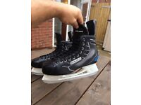 Men's Ice Hockey Skates (Bauer Nexus 5000 size Uk10.5)
