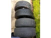 Michelin premacy tyres