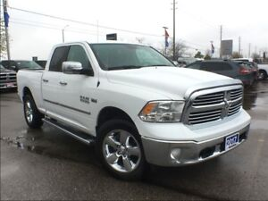 2017 Ram 1500 *BIG HORN*ONLY 1525 KMS ON THE CLOCK*REMOTE START*