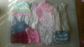 Girls Clothes 12-18 Months
