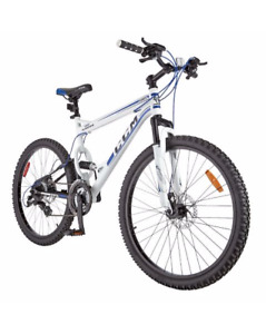 "CCM Apex Full Suspension 26"" Mountain Bike"