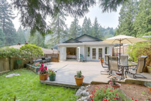 OPEN SUN 2 - 4  North Vancouver 3/4 bdrm/ 3 baths