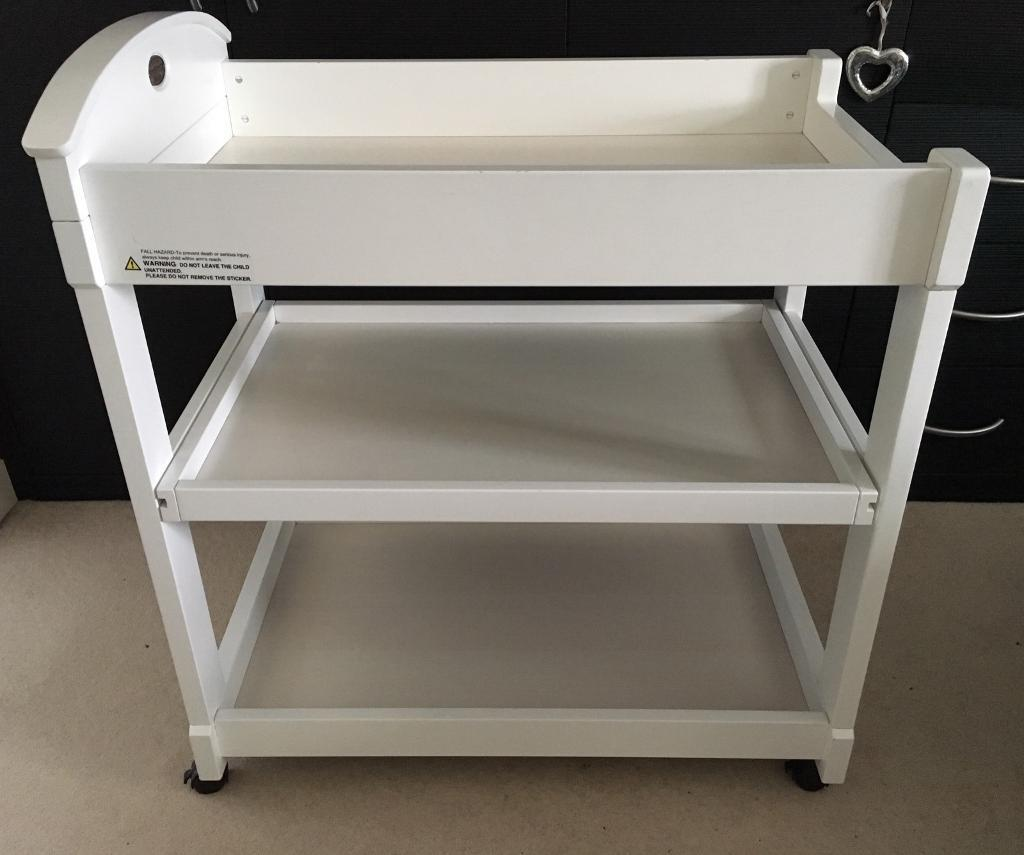 Boori Classic 3 tier Changing / Change Table
