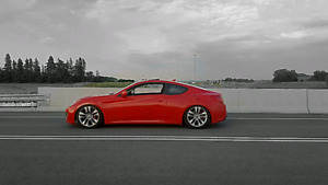 2010 GENESIS COUPE GT PACKAGE
