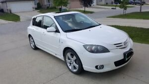 2006 Mazda3 GT-SAFTIED/FULLY LOADED-For Sale