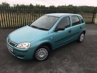 2005 05 VAUXHALL CORSA 1.2 LIFE 5 DOOR HATCHBACK - *LOW MILEAGE* - ONLY 3 KEEPERS - GOOD EXAMPLE!