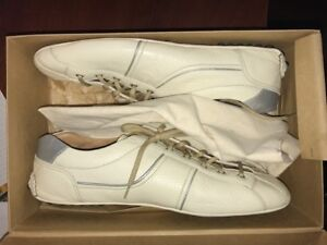 Prada Car shoes size UK9.5 US/CA size 10.5 11 NIB all leather