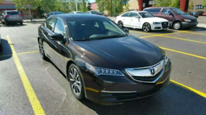 2015 Acura TLX AWD Tech, No Accident, Local, Lots of Warranty