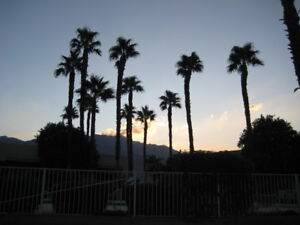 Beautiful 2 Bedroom on  a Golf Course in Palm Springs