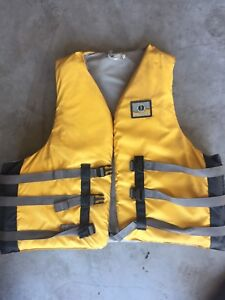 X-Large and XXLarge life vests