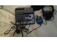 Behringe Mixer and accessories.