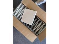 22x A5 binders / folders