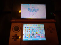 Pink 3DS with 168 Best Girlie 3DS Games Worth £1800!