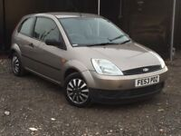 ★ FORD FIESTA 1.2 LX + 12 MONTHS MOT + IDEAL 1ST CAR + LOW 80K MILES ★P/X TO CLEAR