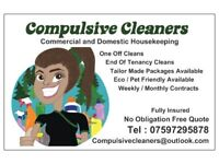 Compulsive Cleaners LTD