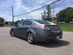 09' Acura TL TECH PKG SH-AWD low km's 3.7L