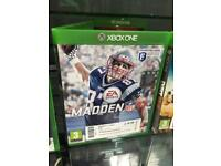 Xbox One Game - NFL Madden 17