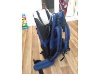 Baby carrier rucksack toddler