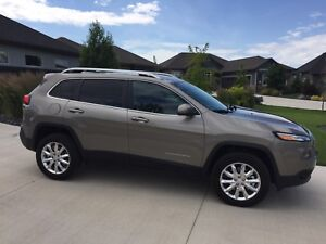 Nearly New Jeep Cherokee Limited