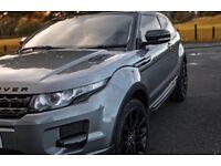 Range Rover Evoque 2.2 SD4 3 Door Black edition Coupe 190 BHP FSH