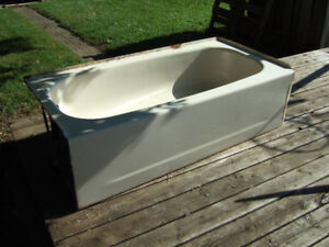 American Standard Bath Tub - Almond Colour
