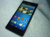 Sony Xperia M4 Aqua - Black (Unlocked)
