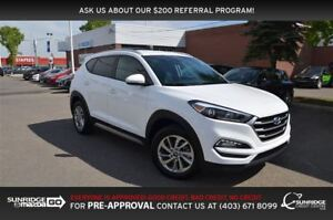 2017 Hyundai Tucson Premium 2.0, AWD, BACKUP CAMERA, HEATED SEAT