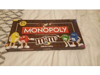 M and M's collector's edition Monopoly