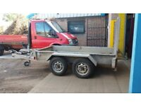 INDESPENSION PLANT TRAILER 8'X4'